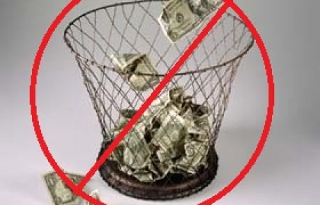 שכירות זה לא לזרוק כסף לפח!
